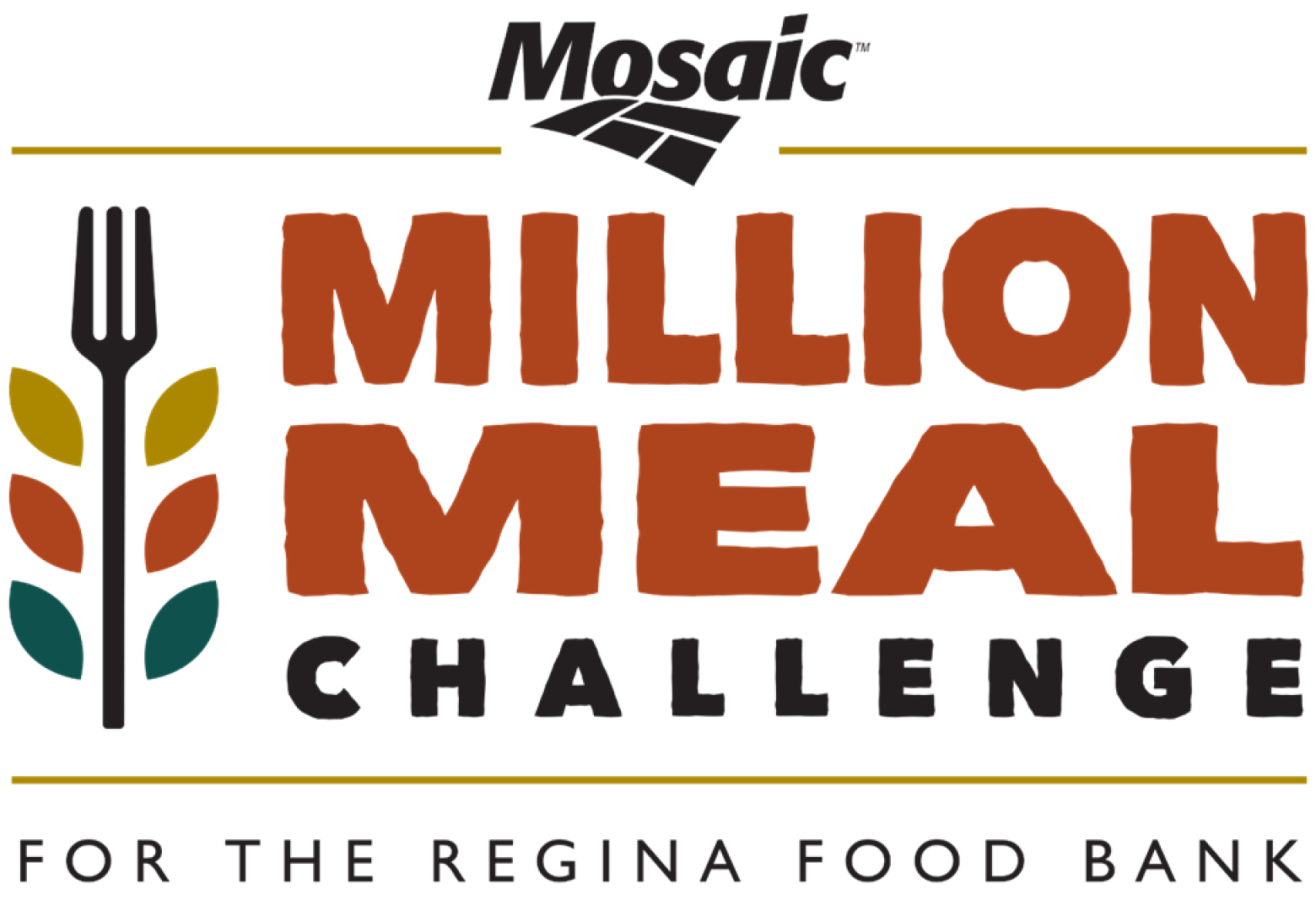 Mosaic Million Meal Challenge